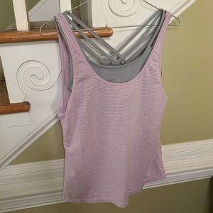 Athleta SportsBra Tank Top